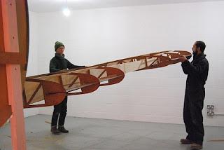 Reciclar Carton, Avion con Cartones de Huevo, Arte y Reciclaje