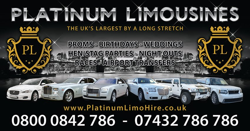 Platinum Limo Hire Bradford