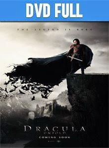 Dracula Untold DVD Full Español Latino 2014