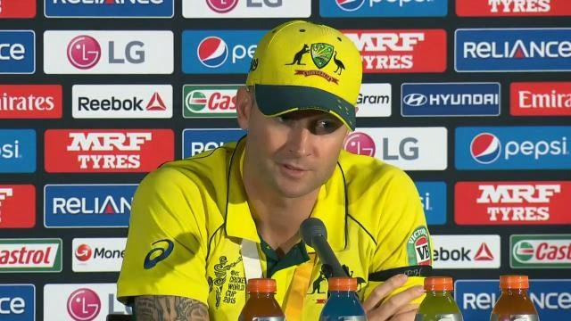 Australia Wins Cricket World Cup 2015