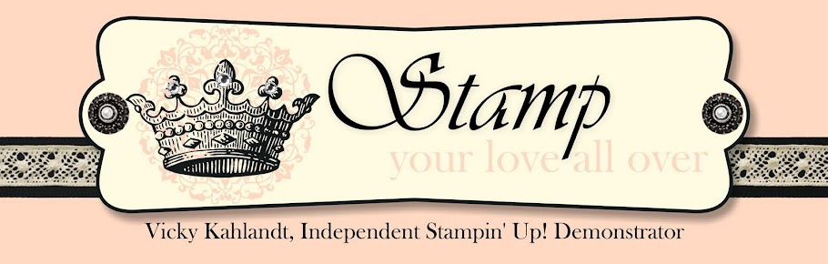 Stamp Your Love All Over