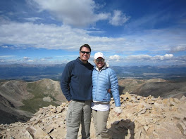 Mt. Sherman - 14,036 feet