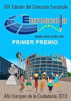 1º PREMIO EUROSCOLA 2013