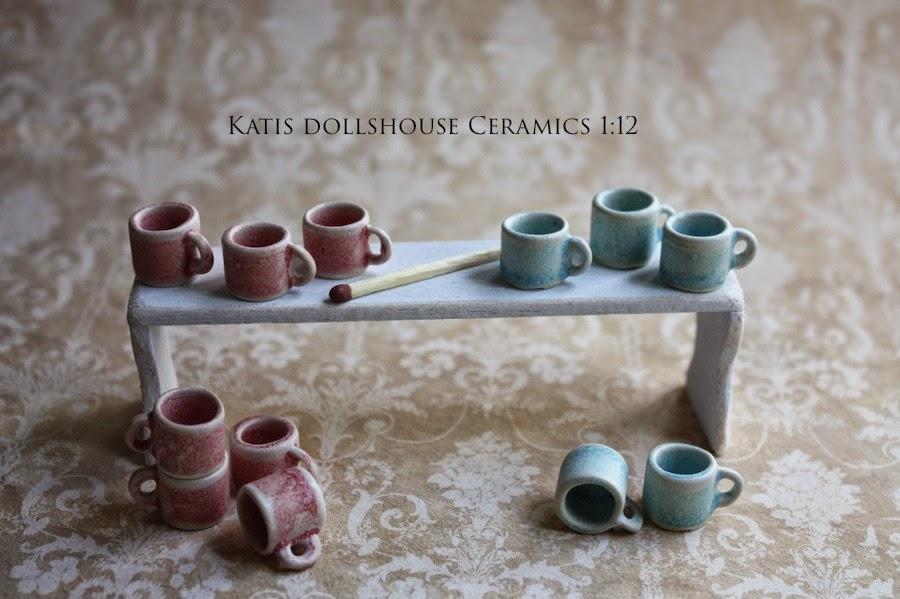 Kati´s Dolls House Ceramics