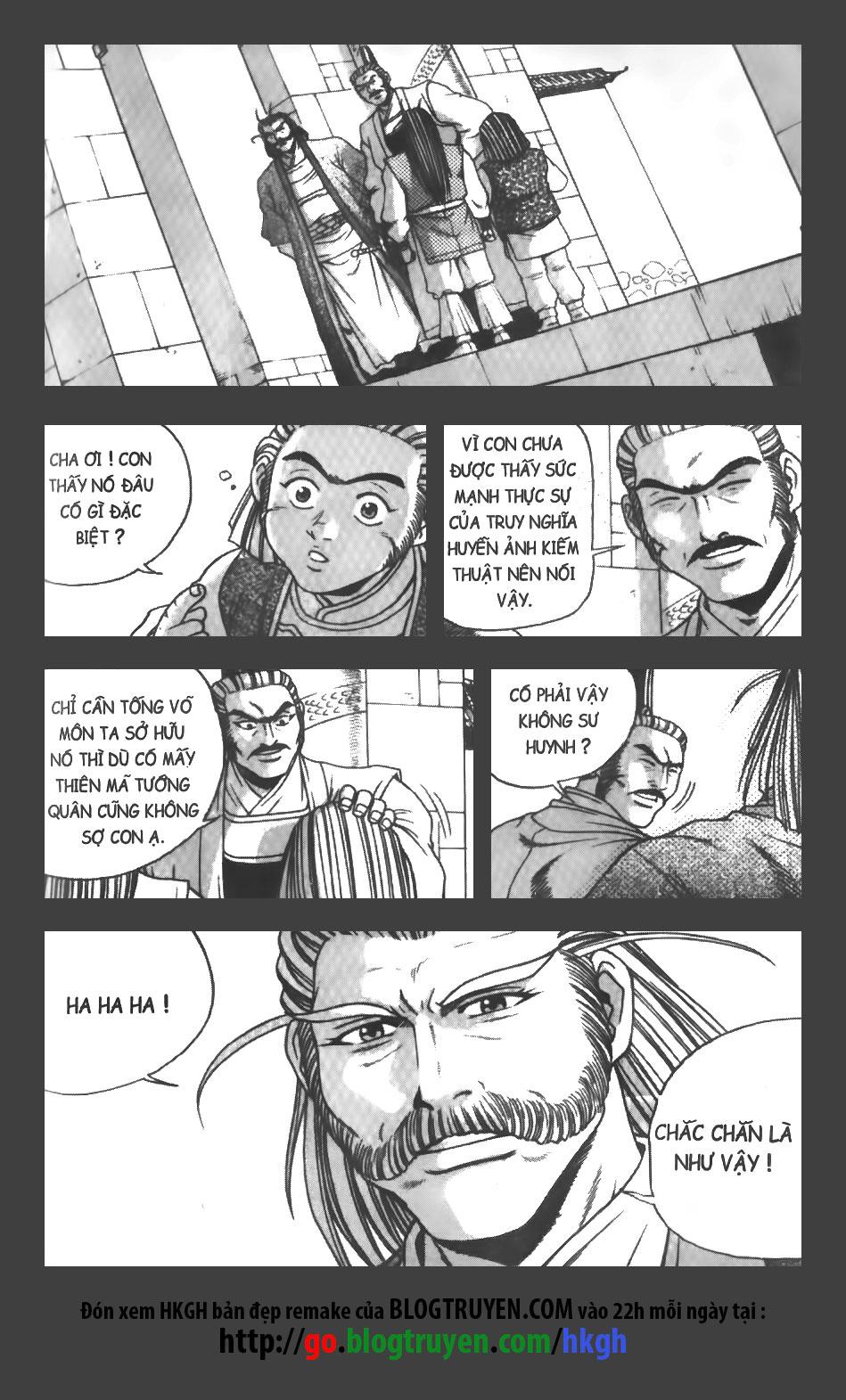 Hiệp Khách Giang Hồ chap 213 page 15 - IZTruyenTranh.com
