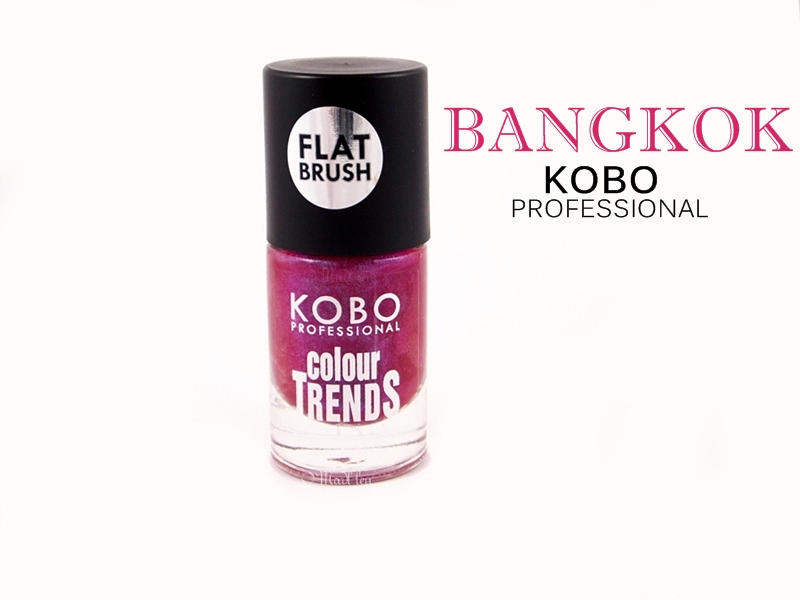 KOBO PROFESSIONAL lakier do paznokci 32 BANGKOK