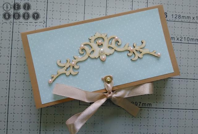 pudełko na czekoladę DIY