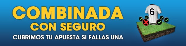 william hill combinada con seguro 50 euros
