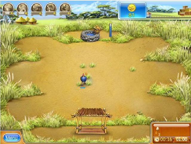 لعبة المزرعة Farm Frenzy 3