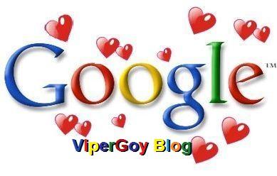 Ciri - Ciri Blog Yang Disukai Oleh Google ViperGoy
