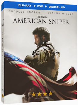 Enter to Win BlueRay Combo Pack of  American Sniper!