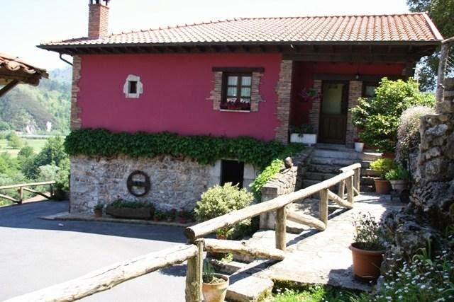 El Trechal - Gite rural Asturies, près de la rivière Sella