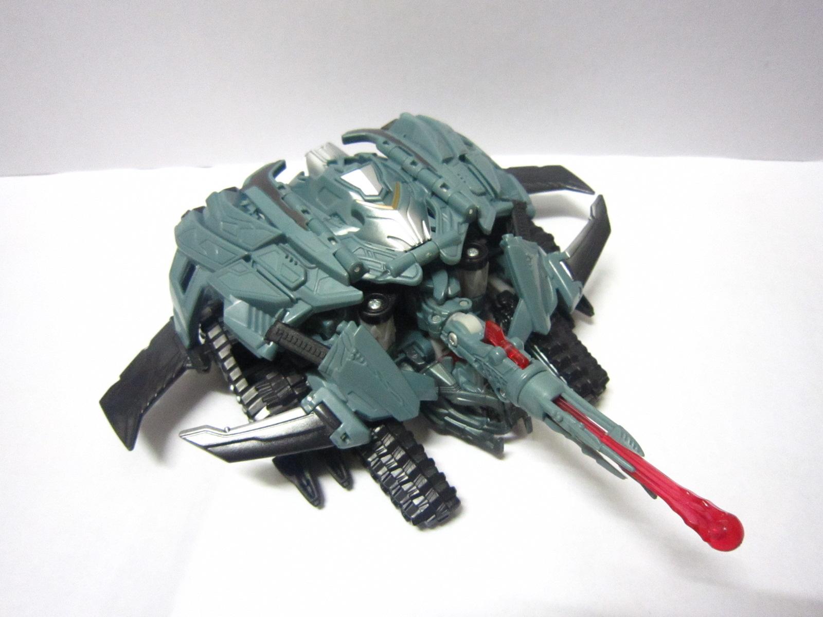 Totally Toys: Transformers ROTF Megatron