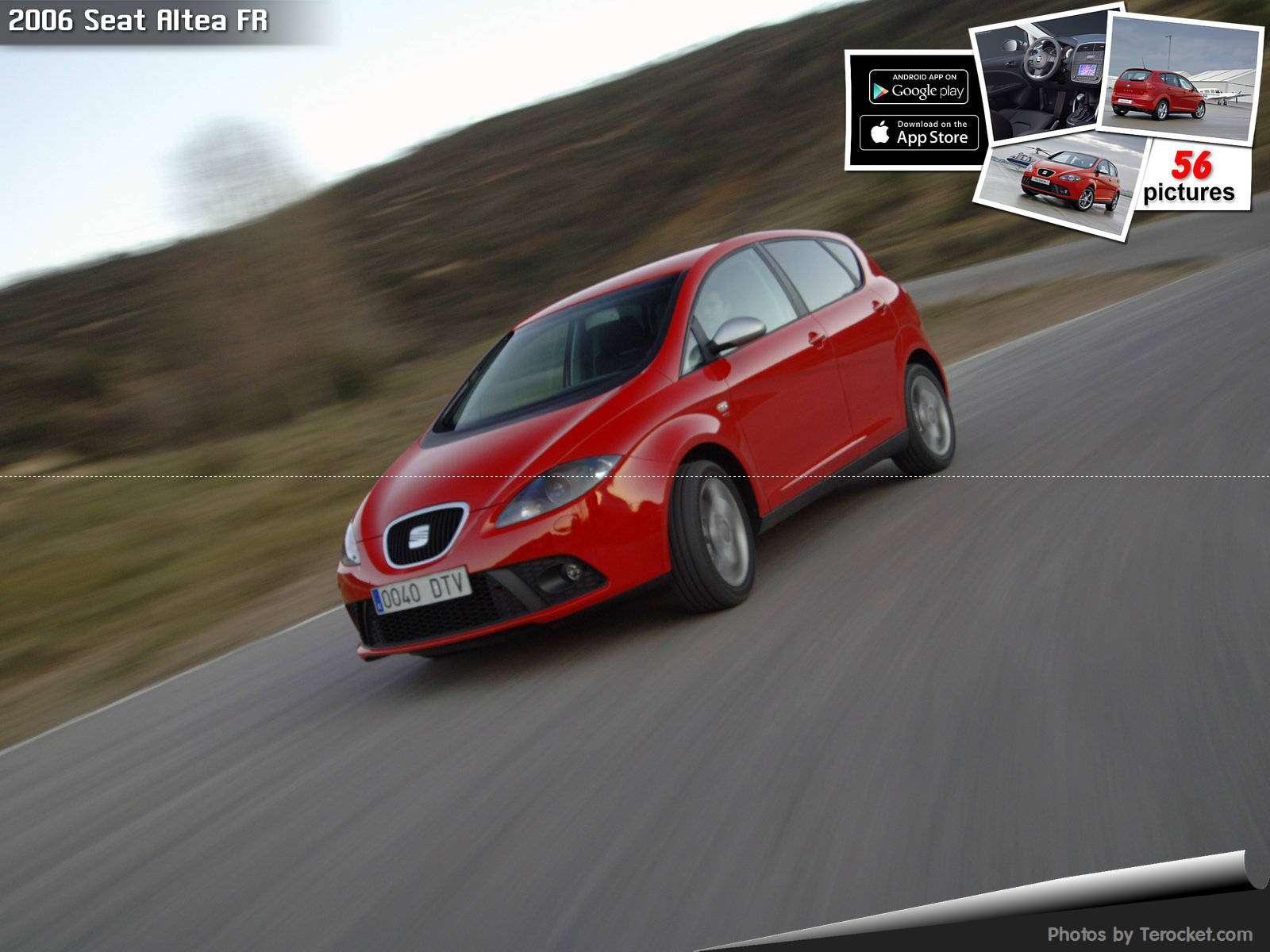 Hình ảnh xe ô tô Seat Altea FR 2006 & nội ngoại thất