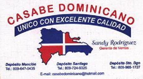 Casabe Dominicano