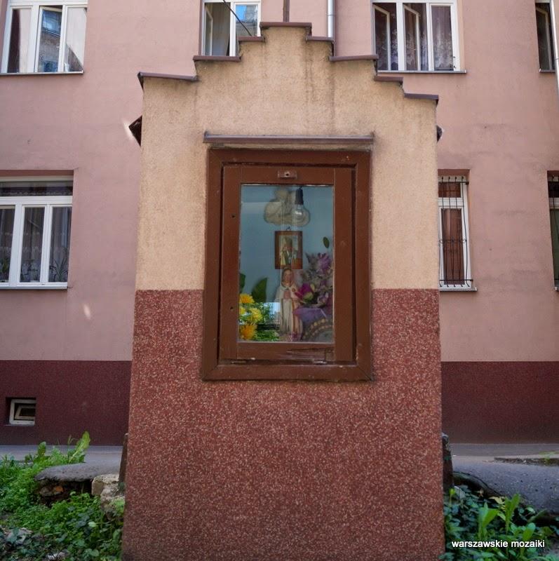 podwórki Praga Warszawa