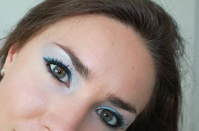 bare minerals maquillage avec reveal fard à paupières test essai