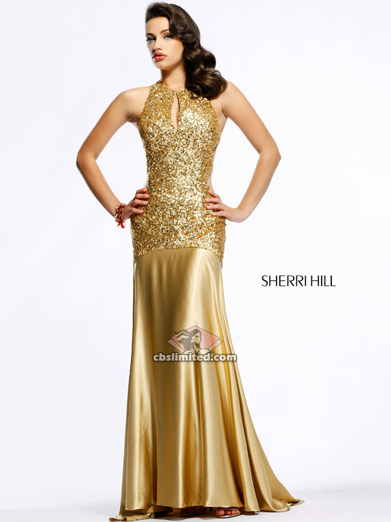 Sherri Hill Prom Dresses 2012 ~ Bridal Wears