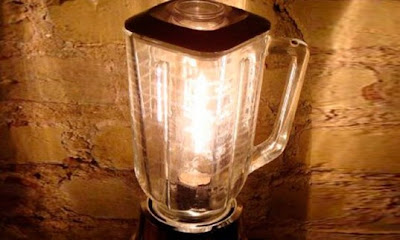 Creative and Cool Reuse of Old Blenders (10) 7