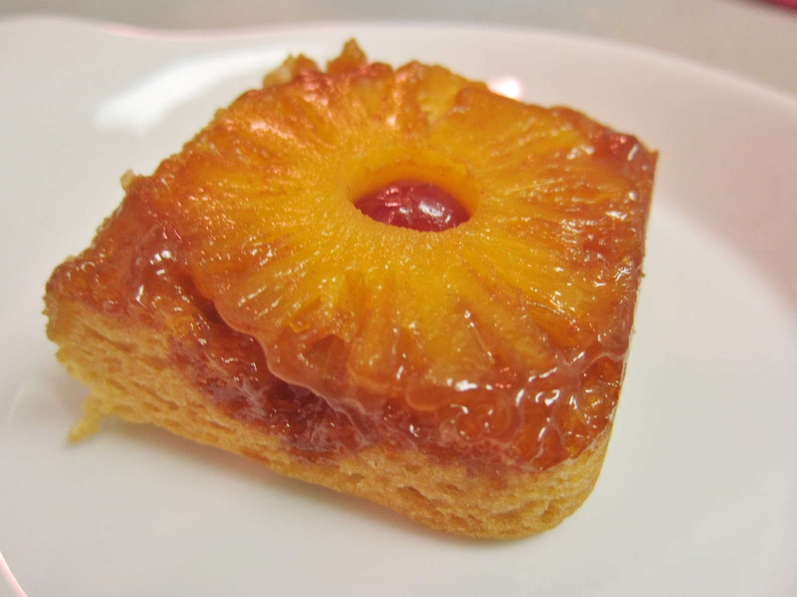 The Vegan Chronicle: Pineapple Upside-Down Cake