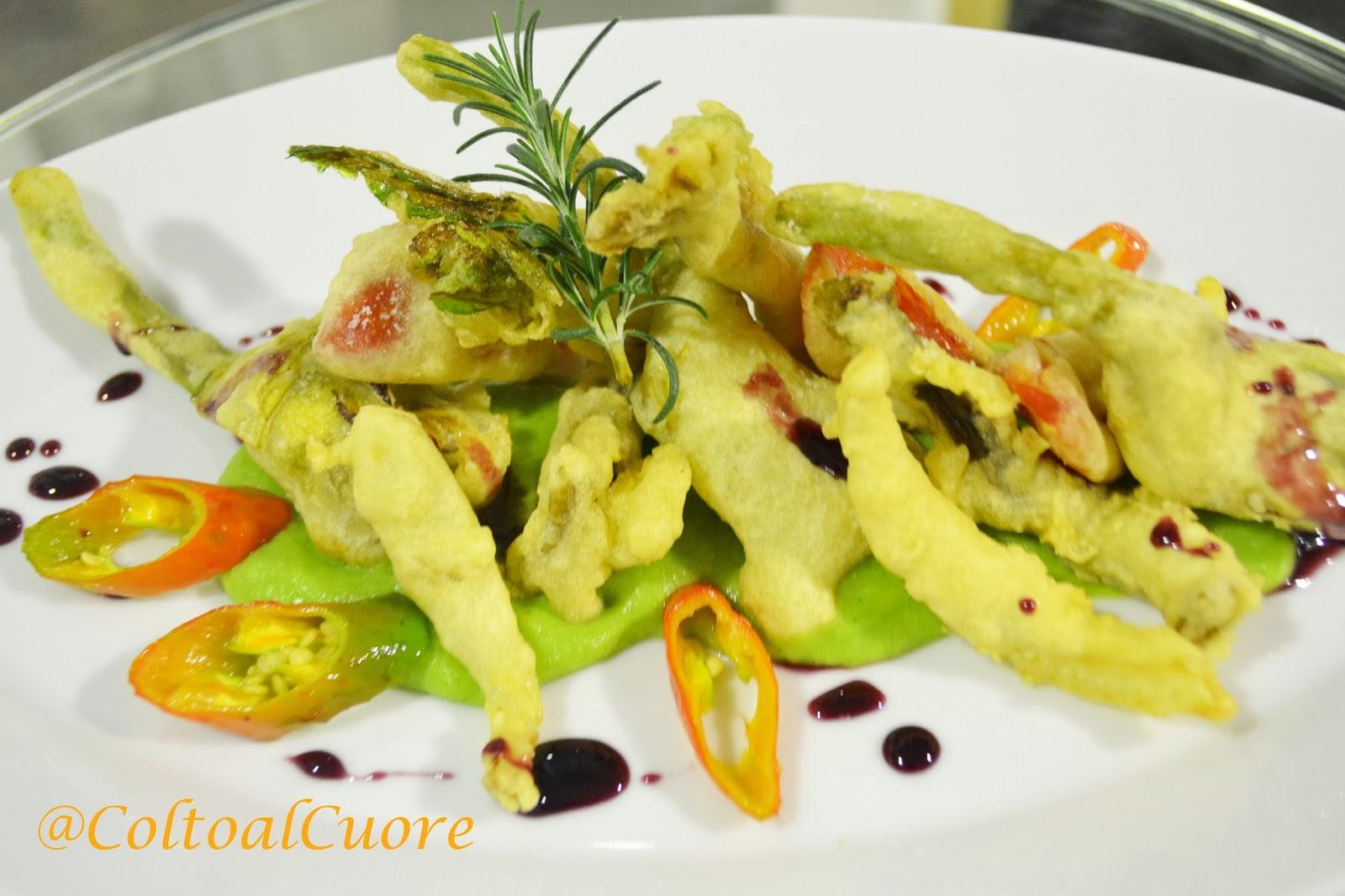 Spizzica in Salento...: Colto al Cuore - Corsi di Cucina Salentina