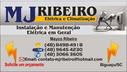 Eletricista Mayco Ribeiro