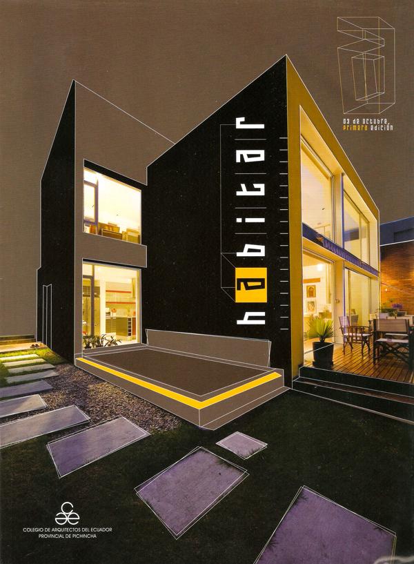 La facto a revista habitar arquitectura for Portadas de arquitectura
