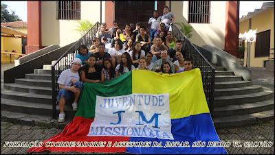 Implantação e Formação da JM na Diocese de Guarulhos/SP