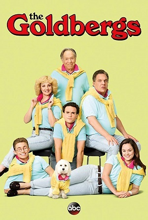 Série The Goldbergs - 5ª Temporada Legendada Dublado Torrent 720p / HD / HDTV Download