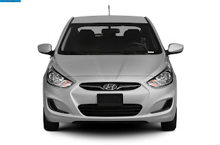 Hyundai accent car 2012 front view - صور سيارة هيونداى اكسنت 2012 من الخارج