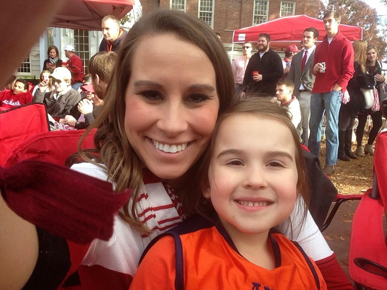 Aubrey - niece #1