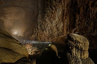 Mammoth Cavern in Vietnam