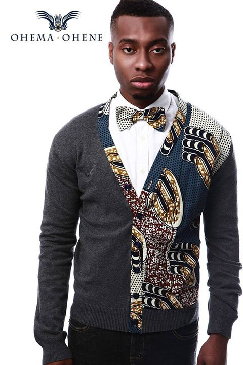 Stylish Male Ankara. 123GIST