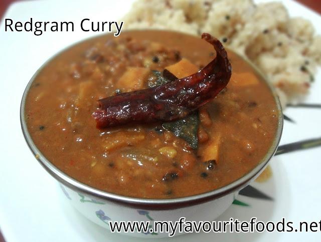 Vanpayar Curry