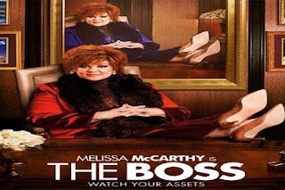 Sinopsis The Boss (2016)