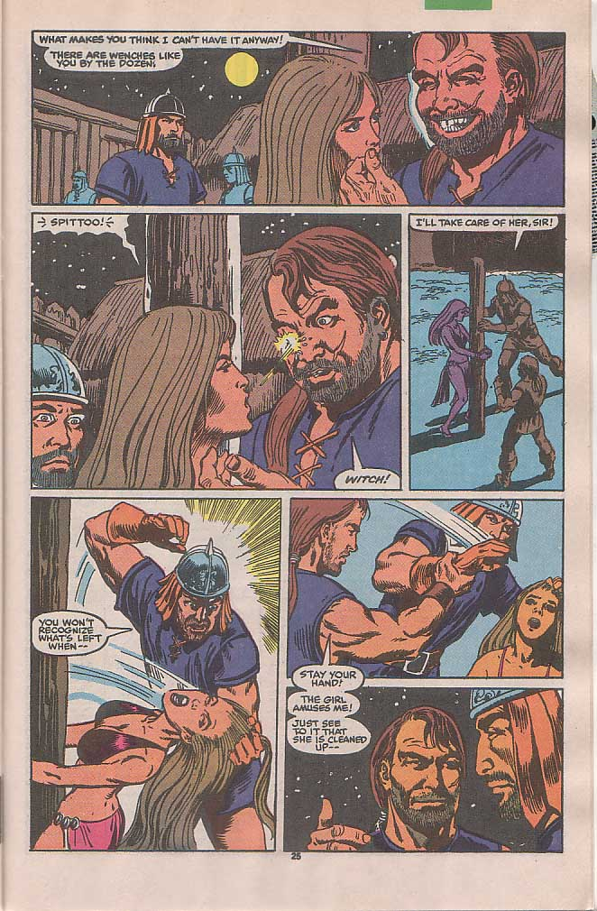 Conan the Barbarian (1970) Issue #236 #248 - English 20