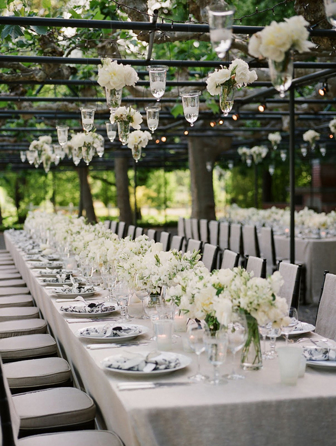 Hanging Wedding Decorations