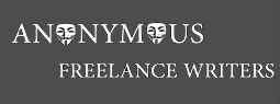 Anonymous Writers | Freelance Writers HUB