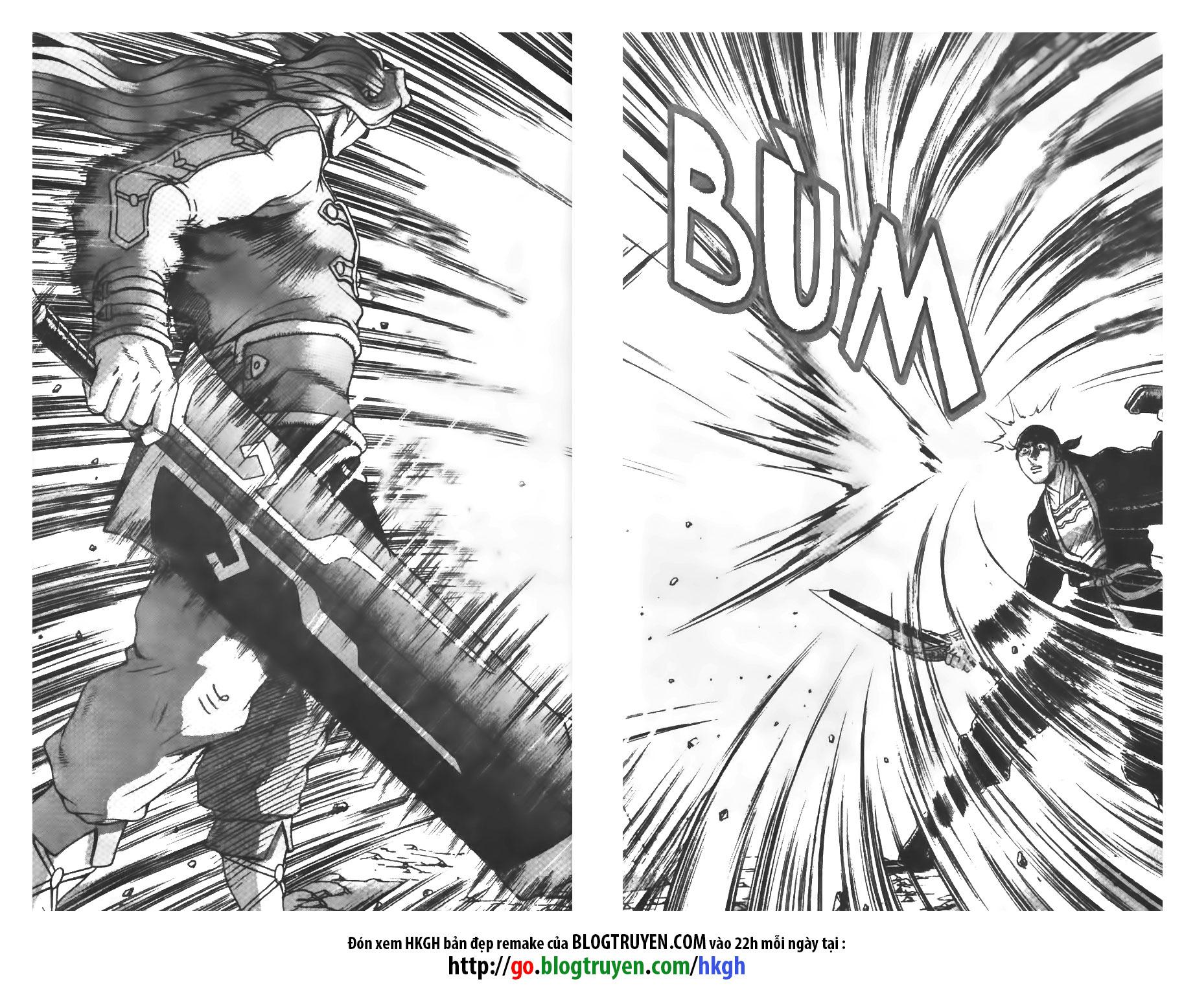 Hiệp Khách Giang Hồ chap 247 page 8 - IZTruyenTranh.com