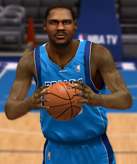 NBA 2K13 Bernard James Cyberface Patch
