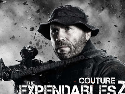 The Expendables 2 powerpoint background 7