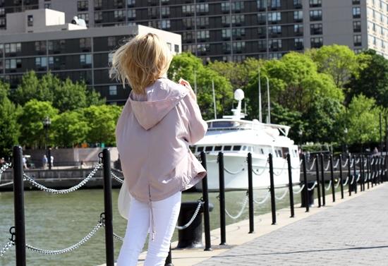 Tyte White Skinny Jeans