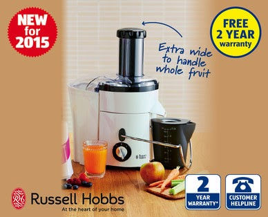 Aldi special buy juicer for 40 pounds