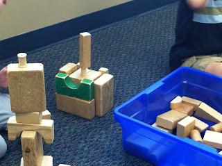 Block structure (Brick by Brick)