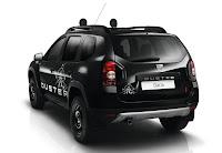 Dacia Duster Adventure (2013) Rear Side
