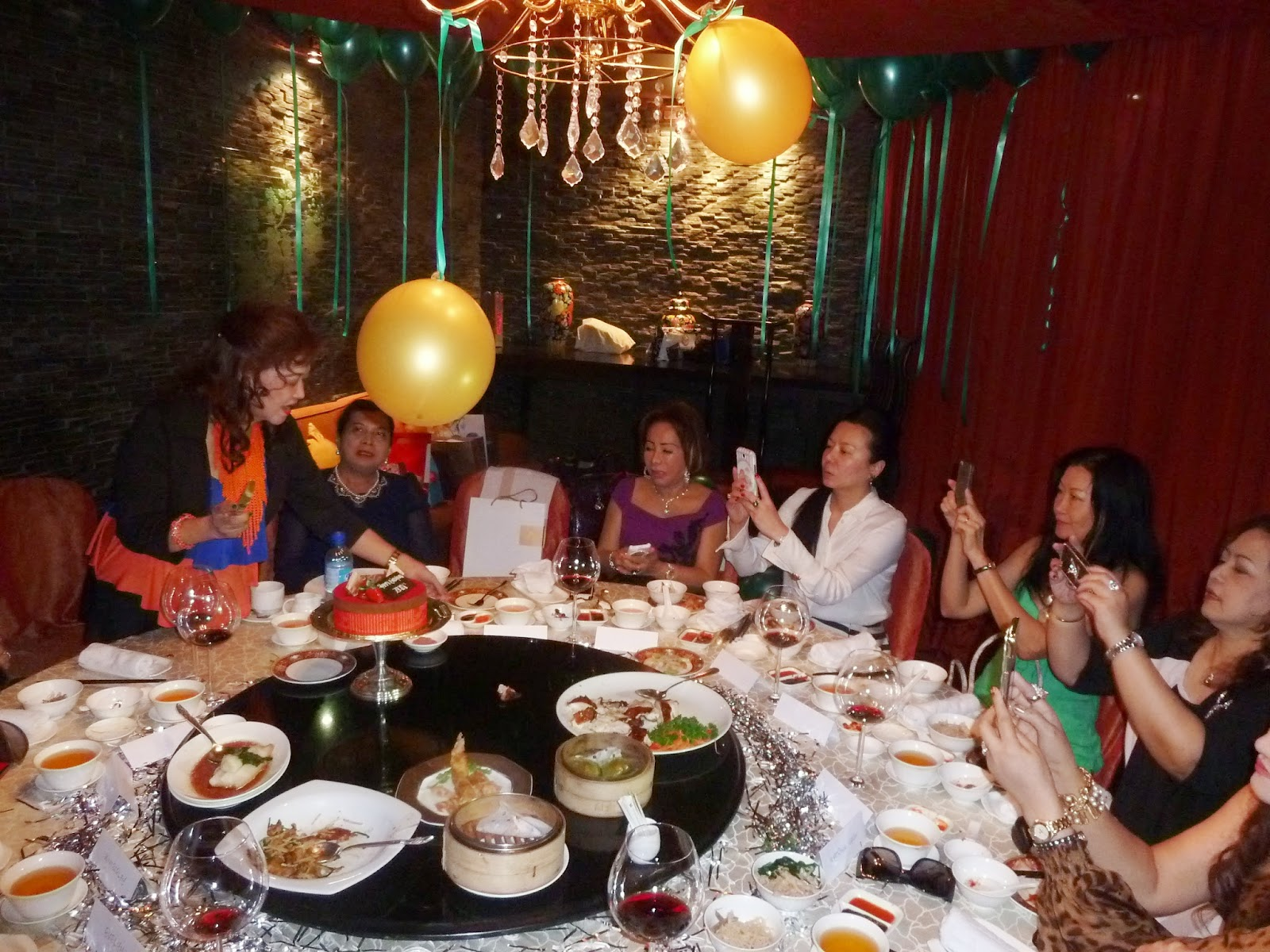 Birthday Cake For Zeny ~ Kee hua chee live zeny ladores celebrates her th birthday on september in grand style
