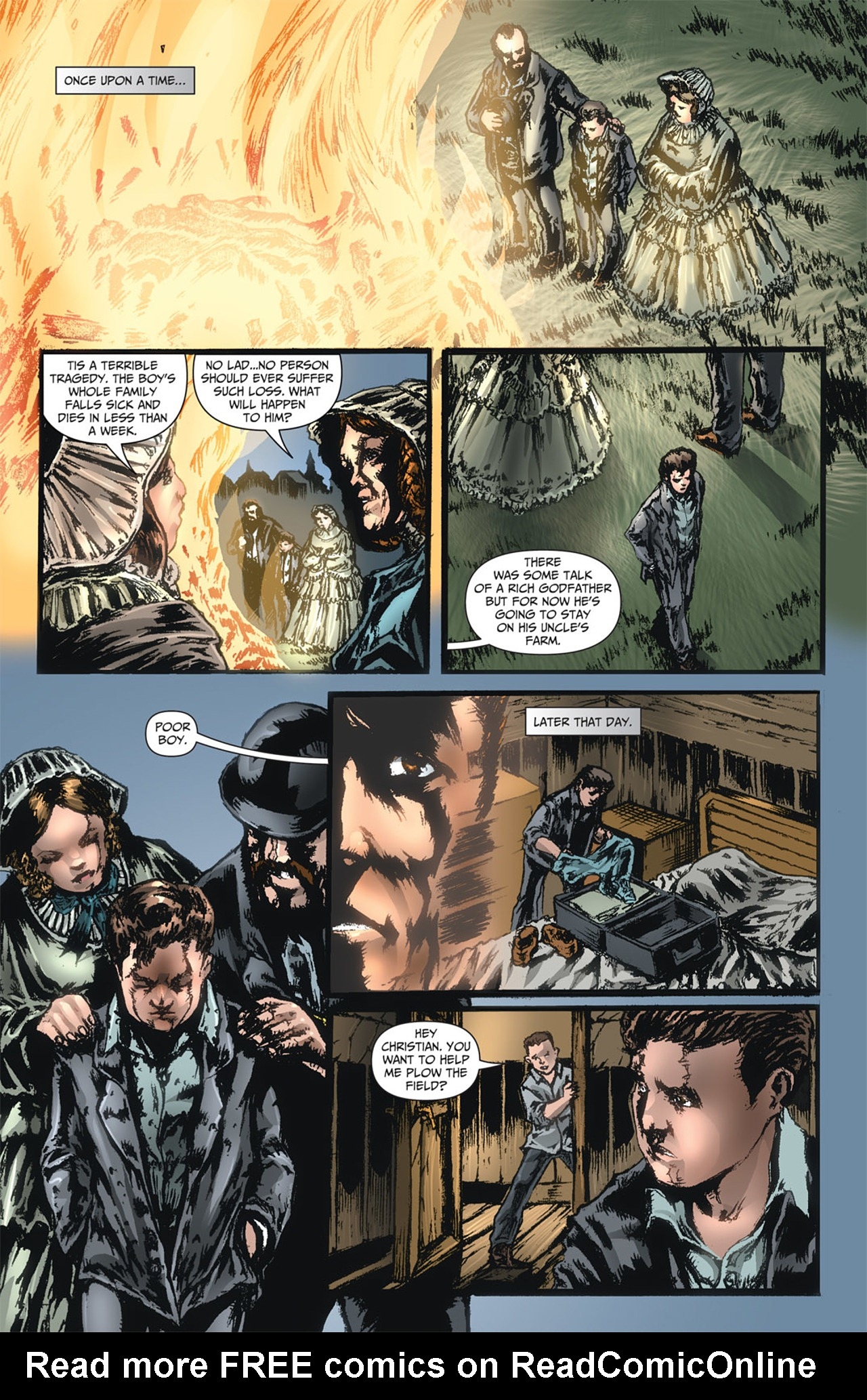 Grimm Fairy Tales (2005) Issue #46 #49 - English 6