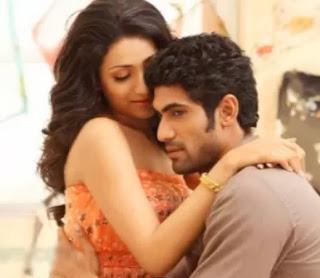 Trisha and Rana seen intimate in SIIMA | Hot Love
