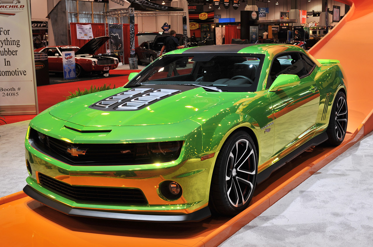 Photos Of Antique Cars And The Latest: Chevrolet Camaro Hot Wheels ...