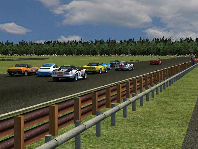 Nuevo circuito rFactor